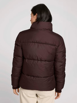 Puffer jacket with recycled polyester - 2 - TOM TAILOR