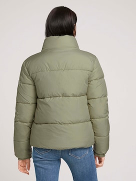 Pufferjacke mit recyceltem Polyester - 2 - TOM TAILOR