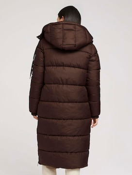 Quilted parka with recycled polyester - 2 - TOM TAILOR