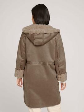 Reversible faux fur jacket - 2 - TOM TAILOR