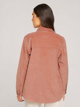 Shacket Hemdjacke aus Cord - 2 - TOM TAILOR Denim