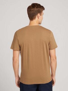 T-Shirt mit Logo-Print - 2 - TOM TAILOR