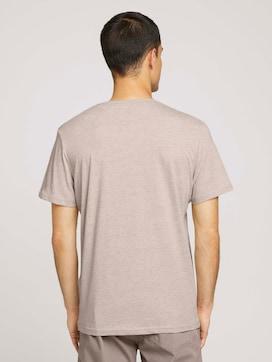 T-shirt met logoprint - 2 - TOM TAILOR