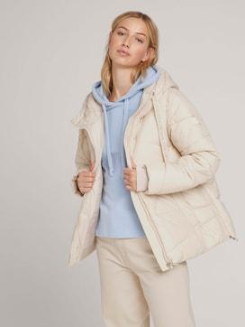 Gesteppte Jacke mit großen Reißverschlusstaschen - 5 - TOM TAILOR Denim