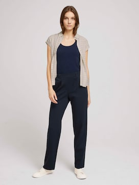 Basic loose-fit trousers - 3 - TOM TAILOR