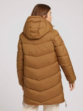 Quilted coat made of recycled polyester - 2 - TOM TAILOR Denim