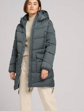 Gesteppter Mantel mit recycelten Polyester - 5 - TOM TAILOR Denim