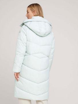 gewatteerde mantel van gerecycled polyester - 2 - TOM TAILOR Denim