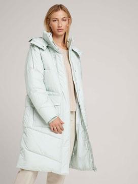 gewatteerde mantel van gerecycled polyester - 5 - TOM TAILOR Denim