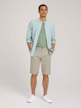Chino Shorts mit Bio-Baumwolle - 3 - TOM TAILOR