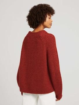 Pullover mit Stehkragen - 2 - TOM TAILOR