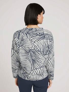 Sweatshirt mit Seitenschlitzen - 2 - TOM TAILOR