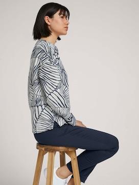 Sweatshirt mit Seitenschlitzen - 5 - TOM TAILOR