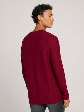 Basic Langarmshirt aus Bio-Baumwolle - 2 - TOM TAILOR Denim