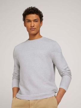 Pullover aus Bio-Baumwolle - 5 - TOM TAILOR Denim