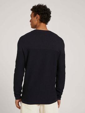 organic cotton sweater - 2 - TOM TAILOR Denim