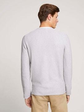 Langarmshirt aus Bio-Baumwolle - 2 - TOM TAILOR Denim