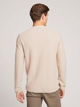 long-sleeved shirt made of organic cotton - 2 - TOM TAILOR Denim