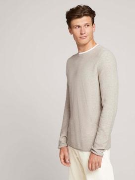 Langarmshirt aus Bio-Baumwolle - 5 - TOM TAILOR Denim