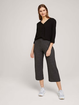 Culotte Relaxed Hose - 3 - TOM TAILOR Denim