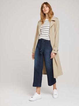 Culotte Jeans mit Stretch - 3 - TOM TAILOR