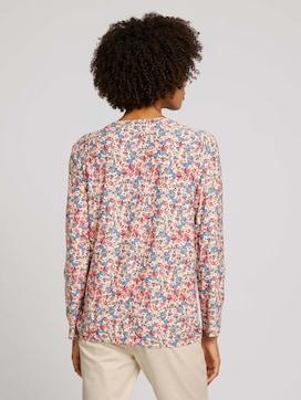 Shirt mit Blumenmuster - 2 - TOM TAILOR