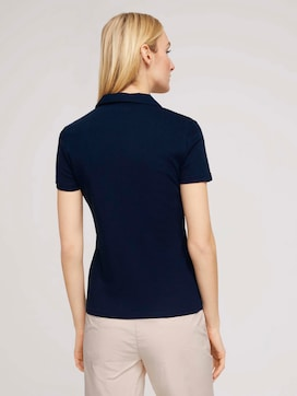 Basic poloshirt - 2 - TOM TAILOR