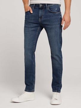 Troy slim jeans met biologisch katoen - 1 - TOM TAILOR