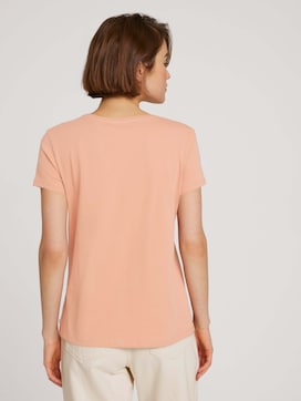 Organic cotton print T-shirt - 2 - TOM TAILOR Denim