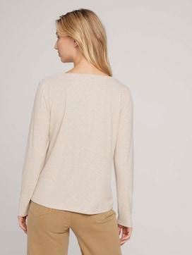 shirt met lange mouwen - 2 - TOM TAILOR Denim