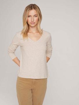 shirt met lange mouwen - 5 - TOM TAILOR Denim