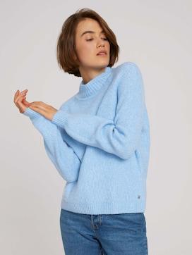 Pullover mit recyceltem Polyester - 5 - TOM TAILOR Denim
