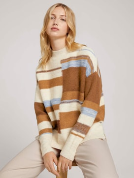Striped sweater - 5 - TOM TAILOR Denim