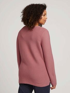 Plus - Pullover aus Bio-Baumwolle - 2 - My True Me