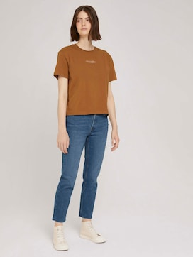 Emma Jeans met biologisch katoen - 3 - TOM TAILOR Denim