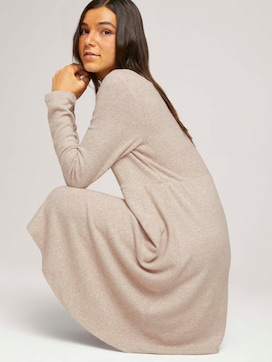 Mini Kleid mit Raffungen - 5 - TOM TAILOR Denim