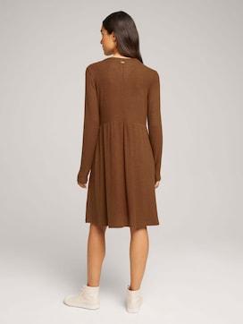 Mini Kleid mit Raffungen - 2 - TOM TAILOR Denim