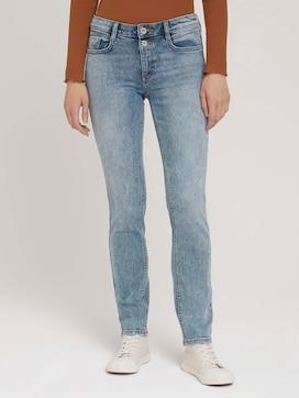 Alexa Slim-jeans met biologisch katoen - 1 - TOM TAILOR