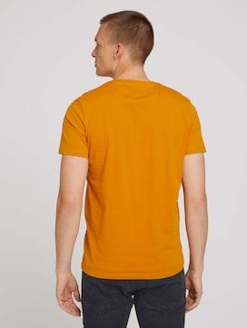 basic T-shirt - 2 - TOM TAILOR