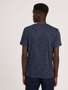 Fein gestreiftes T-Shirt - 2 - TOM TAILOR