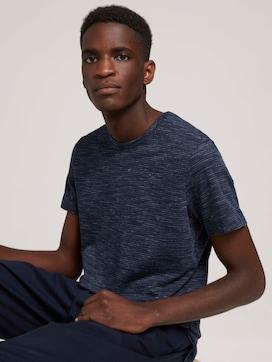 Fein gestreiftes T-Shirt - 5 - TOM TAILOR