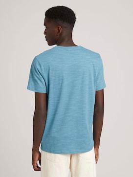 fijn gestreept T-shirt - 2 - TOM TAILOR