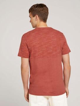 Gestreiftes T-Shirt mit Brusttasche - 2 - TOM TAILOR