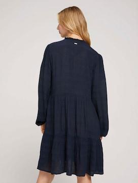 Kleid mit Raffungen - 2 - TOM TAILOR Denim