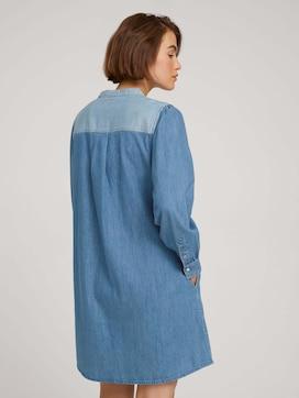 Mini denim dress made of organic cotton - 2 - TOM TAILOR Denim