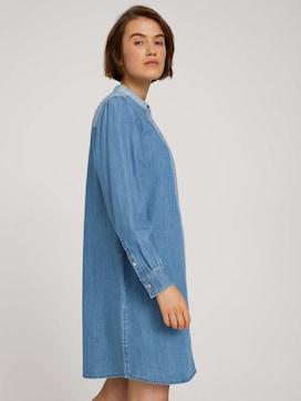 Mini denim dress made of organic cotton - 5 - TOM TAILOR Denim