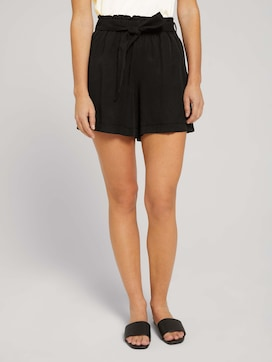 Weiche Relaxed Shorts - 1 - TOM TAILOR Denim