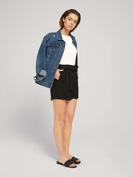 Weiche Relaxed Shorts - 3 - TOM TAILOR Denim