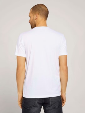 T-Shirt mit Print im Doppelpack - 2 - TOM TAILOR
