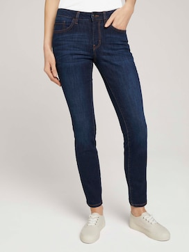 Alexa Slim Stretch Jeans aus Bio-Baumwolle - 1 - TOM TAILOR
